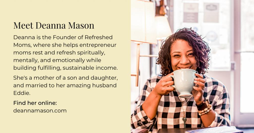 Meet Deanna Mason