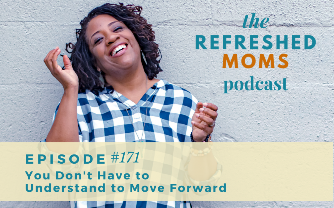 Episode #171 – You Don't Have to Understand to Move Forward