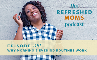 #191 REPLAY – Why Morning & Evening Routines Work